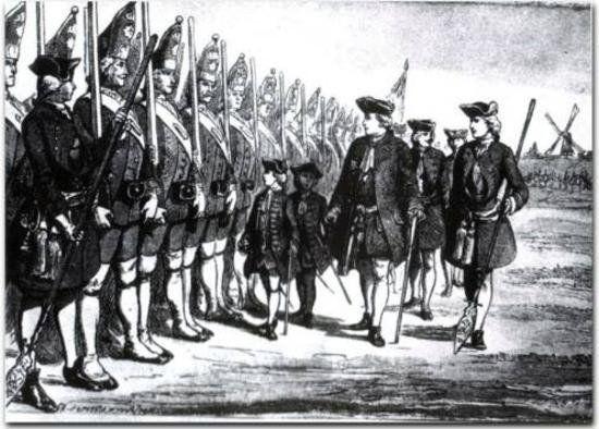 The Potsdam Giants