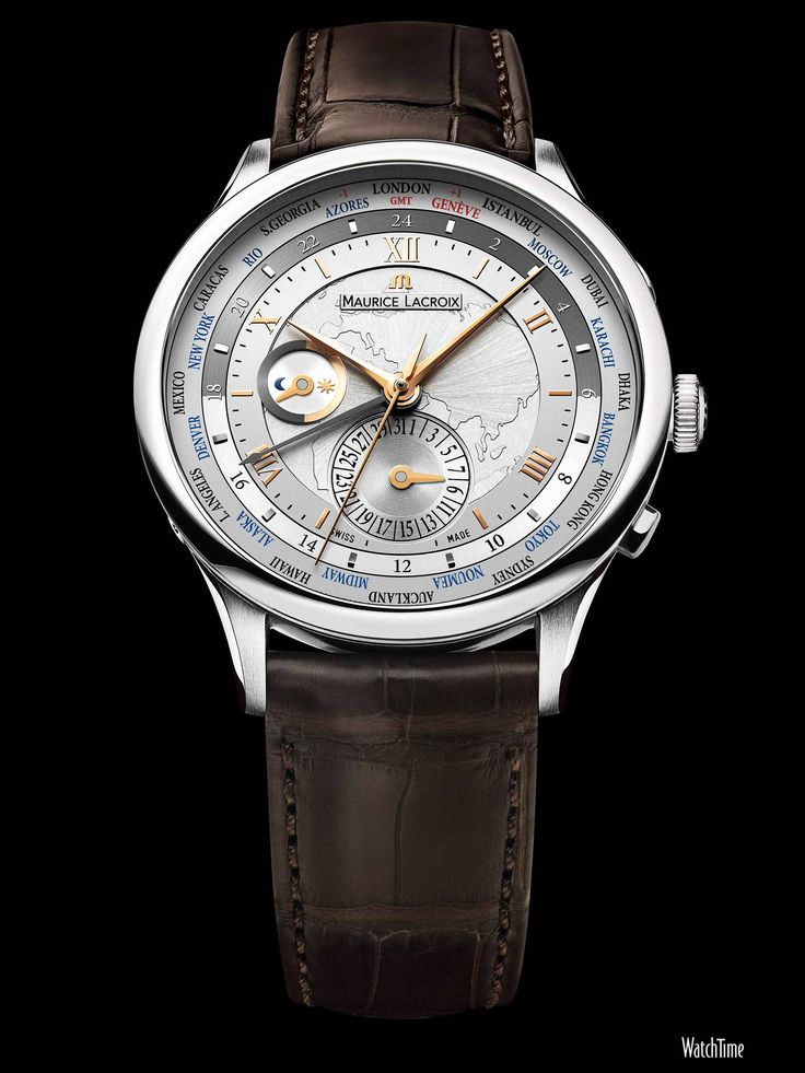 35 best World-Time Watches images on Pinterest   Men's watches ...