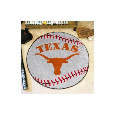 FANMATS NCAA University of Texas Baseball Mat