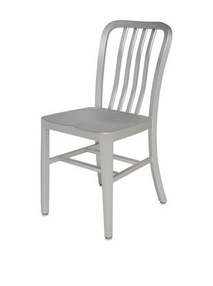 48% OFF Industrial Chic Soho Chair, Aluminum