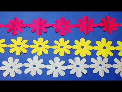 Paper Cutting Designshow To Make Paper Cutting Borders Design Easy