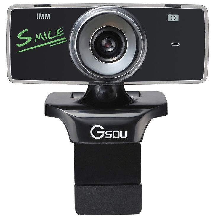 Gsou b18s usb 2.0 hd webcam de 12 megapíxeles cámara de ordenador con micrófono micrófono