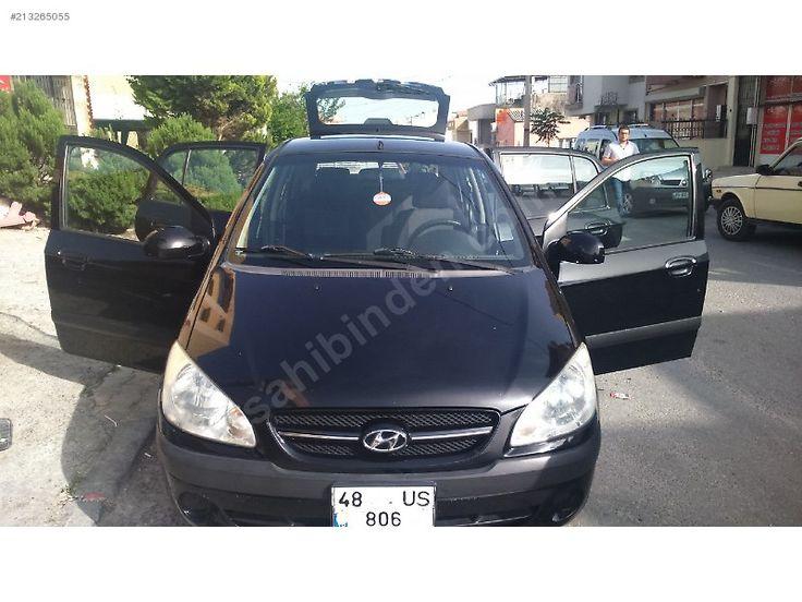Hyundai Getz 1.4 DOHC 1.4 DOHC 2006 Model 22.950 TL Sahibinden satılık ikinci el Siyah renk - 213265055