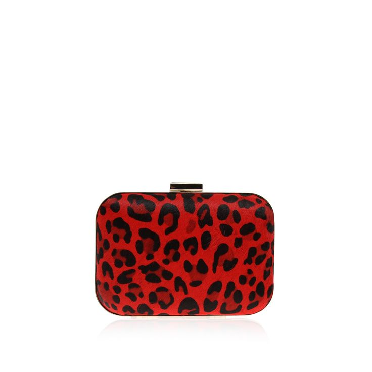 Ghost clutch by Carvela Kurt Geiger