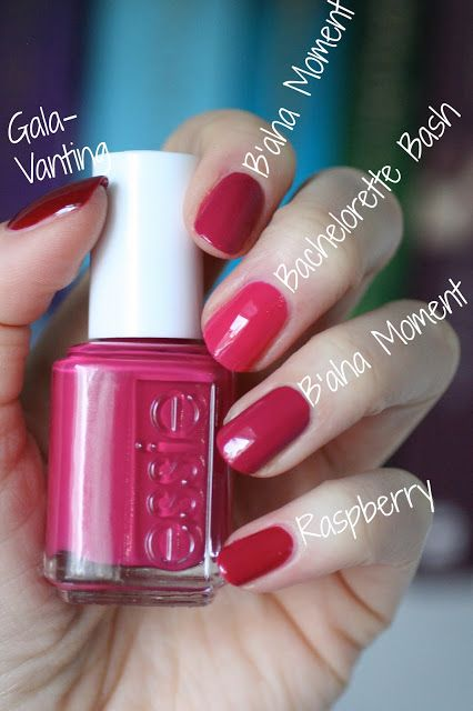 essie spring 2017 b u0026 39 aha moment collection   review