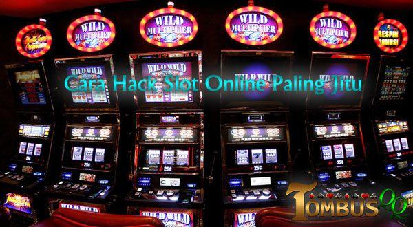Cara Hack Slot Online Paling Jitu Robot Mesin Slot Mainan