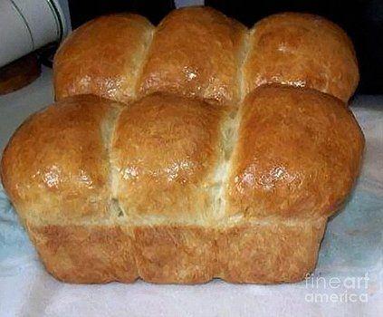 Barbara Griffin - Fresh Homemade Bread
