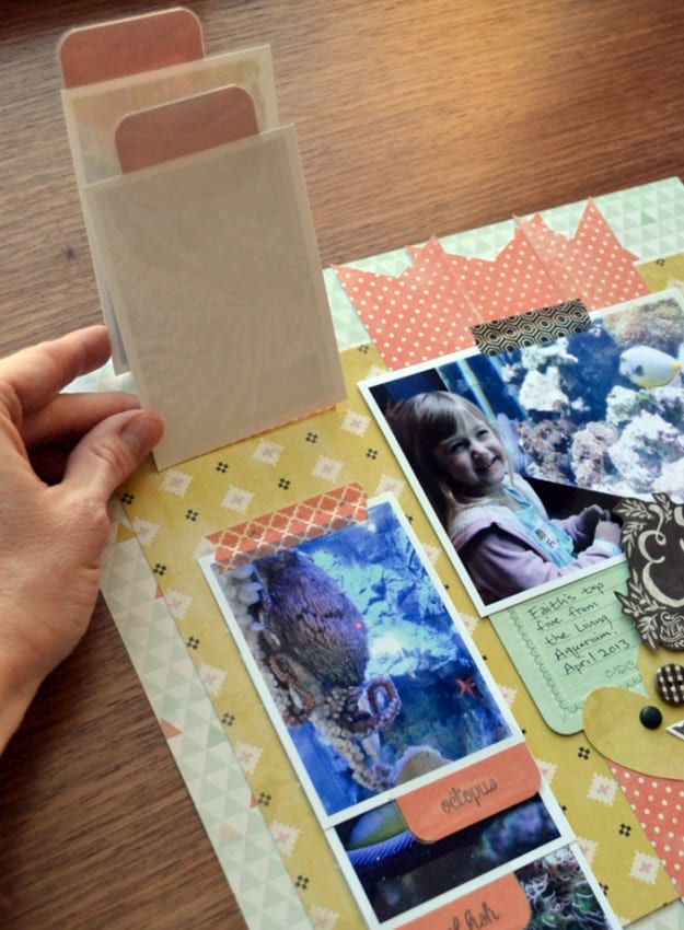 33 Cool Scrapbook Ideas Every Crafter Should Know Diy