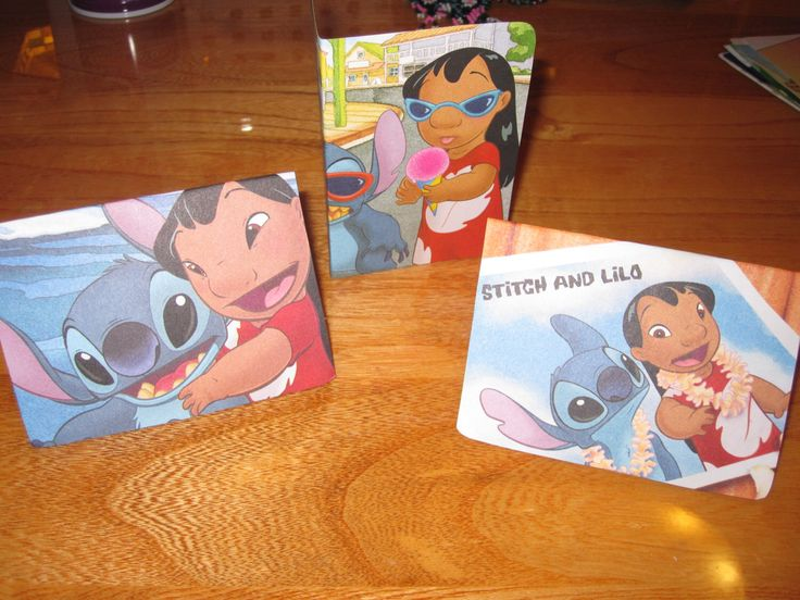 Lilo and Stitch Debit card wallet or gift card holder, nice for Disney vacation or FE gift. Upcycled Hawaii by LizziesRightBrain on Etsy https://www.etsy.com/listing/191815420/lilo-and-stitch-debit-card-wallet-or