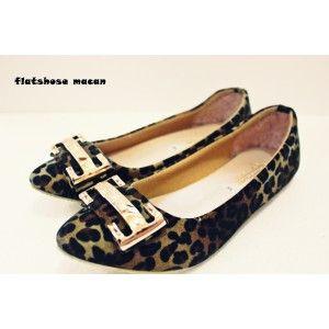 flat shoes macan - AyeshaShop.Com