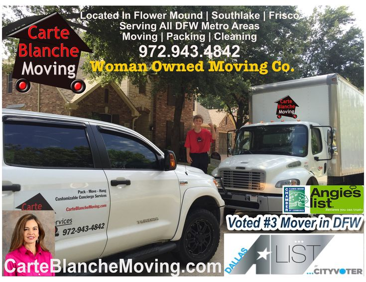"Woman Owned Moving Company ""Raising The Bar In The Moving Industry"""