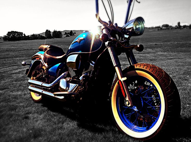 2007 kawasaki vulcan 900 bobber | motorcycle | pinterest