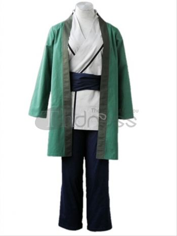 Do you like Naruto Tsunate 1th in the movie?If so,here this Naruto Tsunate 1th cosplay costume will make your loved Naruto Tsunate become alive in the real world.High quality cotton and polyester make the cosplay costume be used for a long time and bring you a feeling of comfort.With this Naruto Tsunate 1th cosplay costume,you will be so cool.