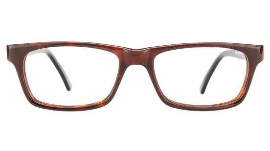 Vincent Chase Vagabond VC 1388 C2 Tortoise White Red Eyeglasses