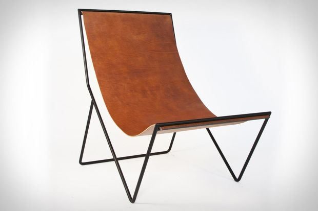 lifeonsundays:  Sit & Read Sling Chair by Kyle Garner