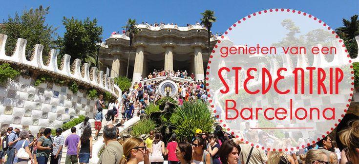 Stedentrip reisgids Barcelona