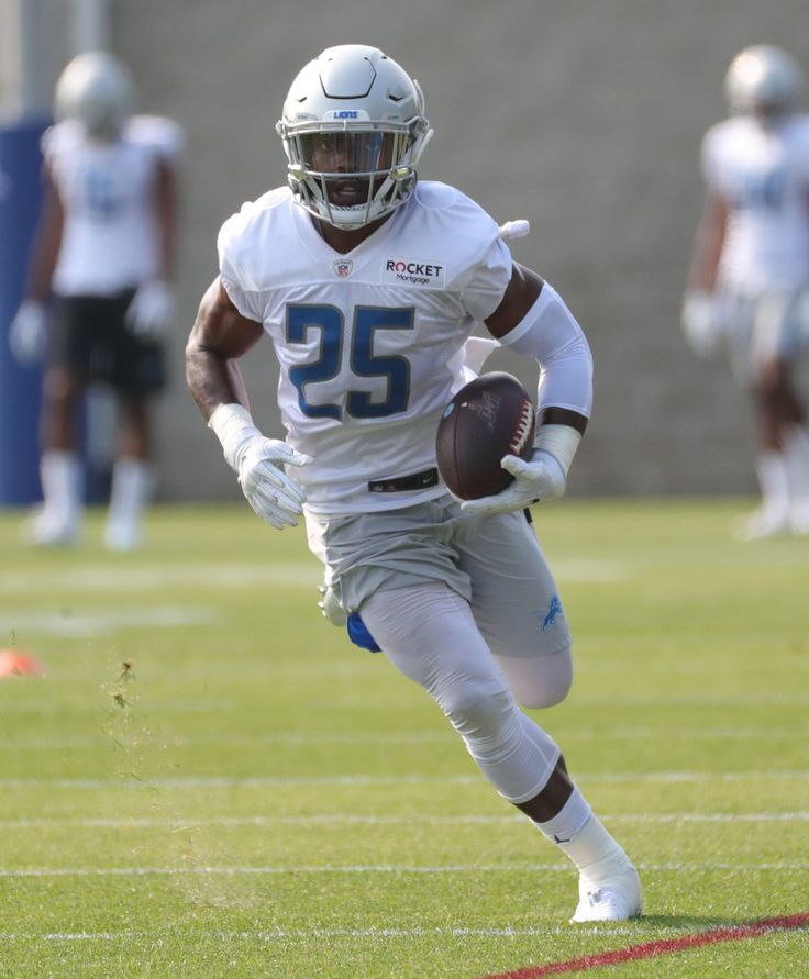For Detroit Lions running backs, competition level 'has