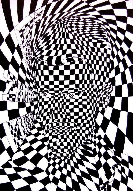 What can u see? | Cross eyed googliness | Pinterest ... | 550 x 788 jpeg 128kB