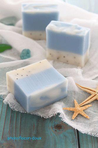 salty seaweed soap