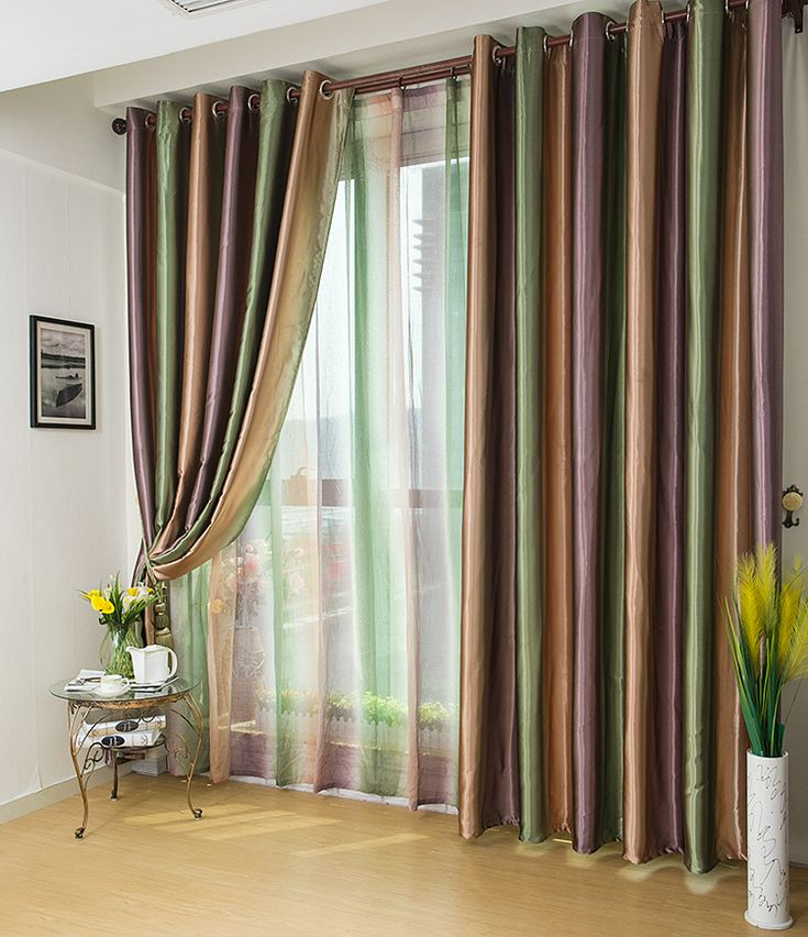 Find More Information about Customized Free Shipping    European style Window Curtains stripes  For Living Room/bedding Room ,Blue/Purple/Coffee,High Quality curtain accesories,China curtain accessaries Suppliers, Cheap curtain kitchen from Big Mum on Aliexpress.com