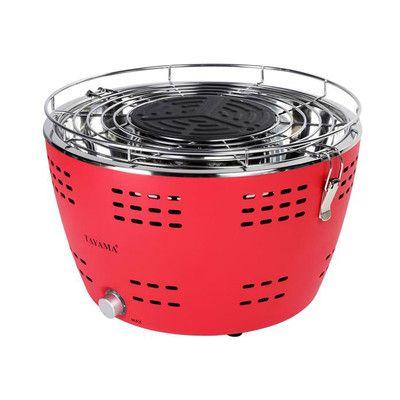"Tayama 15"" Portable Charcoal Grill"