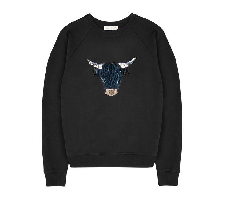 Uzma Bozai - Taurus Sweatshirt - Black