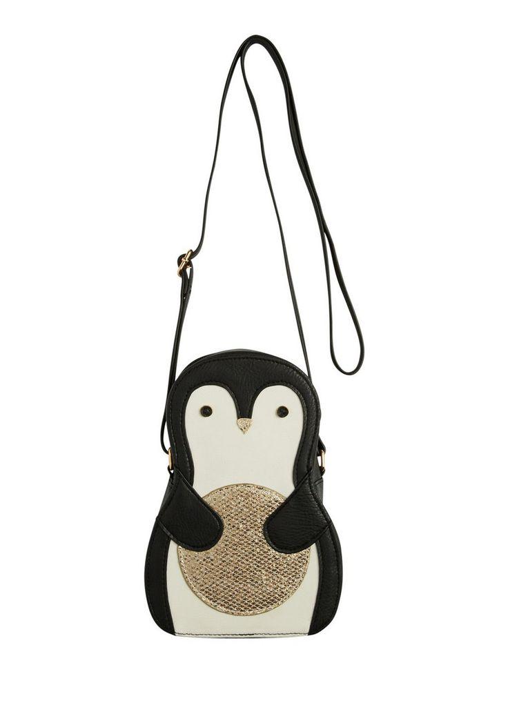 Tesco | F&F Penguin Cross-Body bag