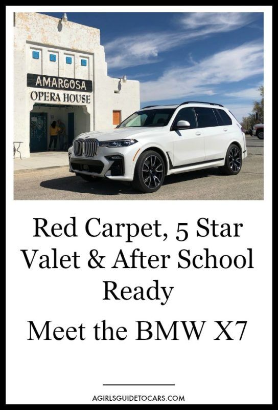 Bmw X7 Meet The New Red Carpet Ready Suv Cars Brands