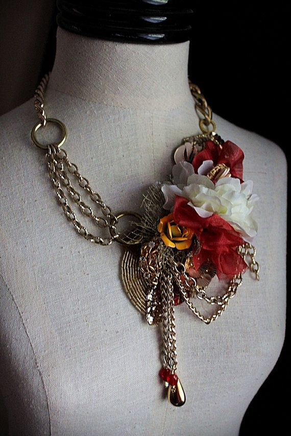 TROPIC OF CANCER Mixed Media Wearable Art by carlafoxdesign, $175.00