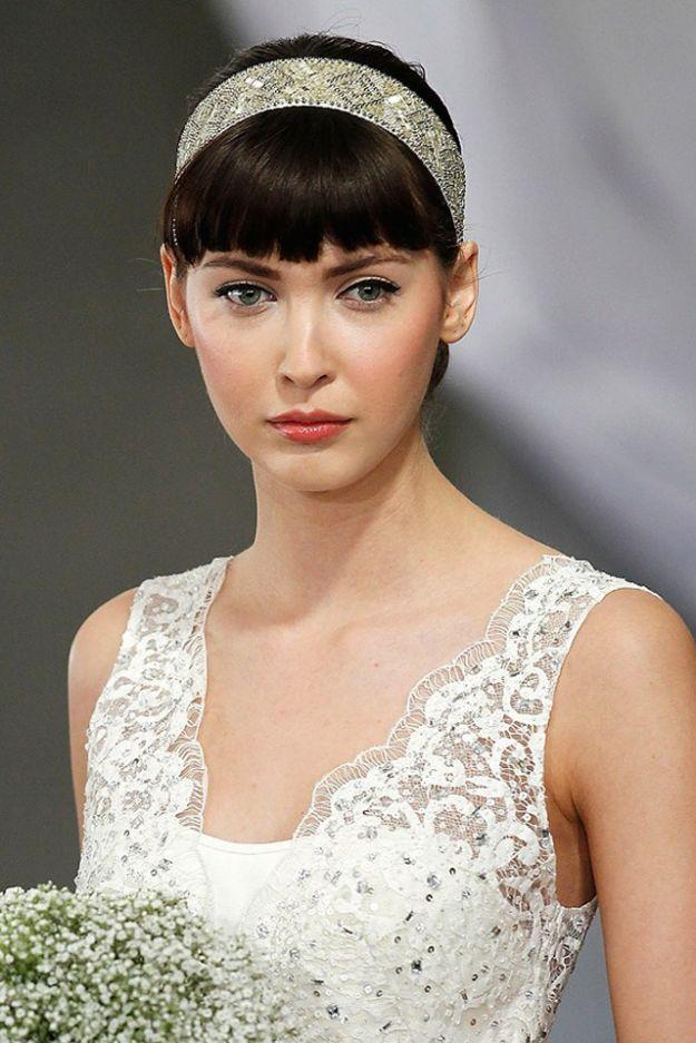 Свадебный макияж для голубоглазых брюнеток  ::: onelady.ru ::: #makeup #eyes #eyemakeup
