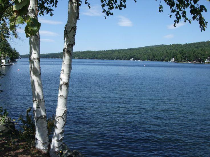 Lake Sunapee | Seeing New England: The Fells and Lake Sunapee -- New Hampshire