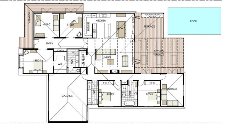 Here's the floor plan for the house we are building with Scott Salisbury Homes. For more pics go to http://www.doingourblock.com