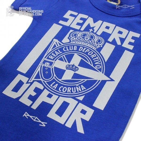 Body oficial DEPORTIVO DE LA CORUÑA, temporada 2014 / 15.