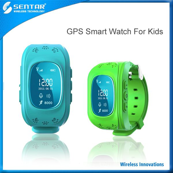 Waterproof Kid Gps Watch Children Child Tracker Bracelet Or Wristband For Smart Kids Pinterest