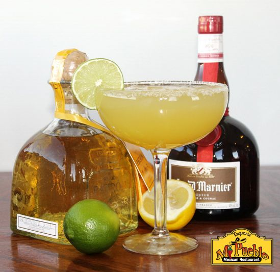 EL PATRON MARGARITA With El Patron Anejo Tequila Glass #mexicantown #detroit #mipueblodetroit #mipueblo #margaritas #anejo #tequila #drinks