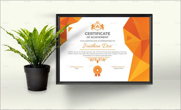 100 amazing photo realistic certificate templates certificate 100 amazing photo realistic certificate templates certificate template and graphics yadclub Image collections