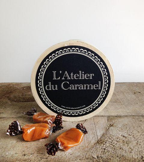 Boîte camembert pour bonbons, Bonne ID