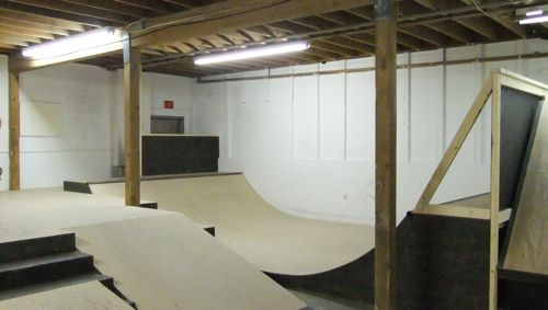 interior skateparks - Google Search