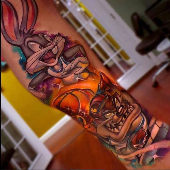 best 25 taz tattoo ideas on pinterest tasmanian devil looney tunes tasmanian devil cartoon. Black Bedroom Furniture Sets. Home Design Ideas