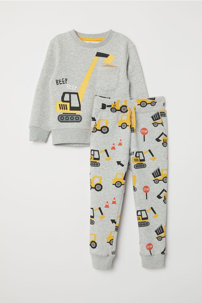 Little Me Boy´s Toddler Kids Sleepwear Pajama 24M Free Shipping NEW
