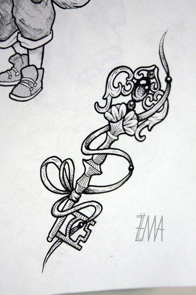 Только эскизы тату / Татуировка / Sketch tattoo   ВКонтакте