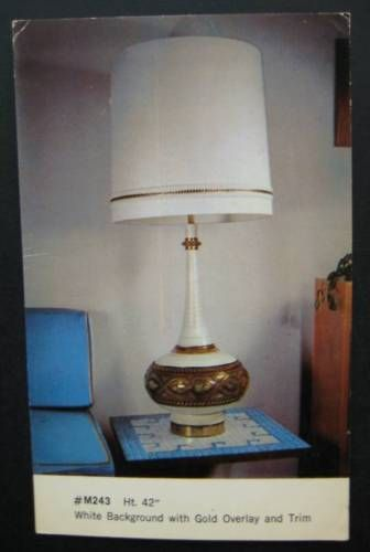 16 best Fortune Lamp Co images on Pinterest | Table lamps, Mid ...