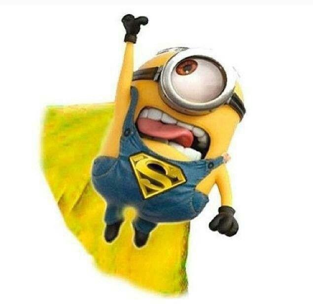 Superminion!!!!