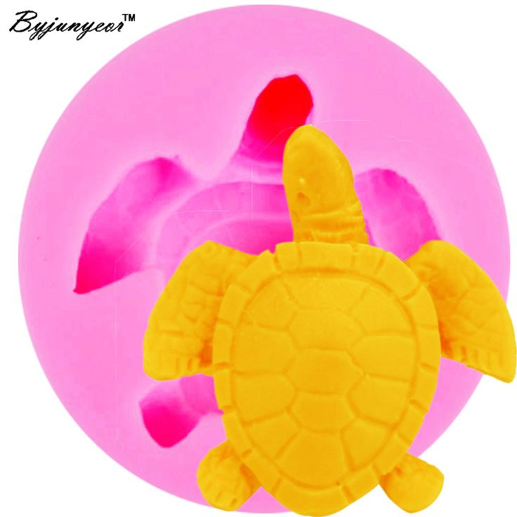 Cheap cake decorating tools, Buy Quality decorating tools directly from China baking tools Suppliers: Byjunyeor M132 Tortoise silicone mold cake decorating tool pudding dessert turtle  mold chocolate mould baking tools,4.8*1.5 cm