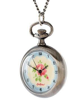 Cath Kidston pocket watch! Cute!!
