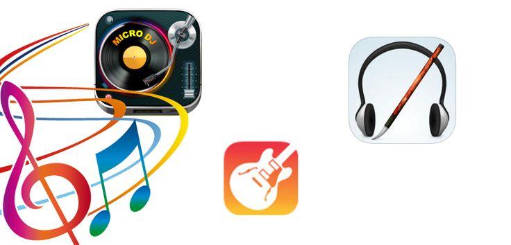 Aplicaciones para cortar canciones y editar música - http://www.actualidadiphone.com/aplicaciones-cortar-canciones-editar-musica/