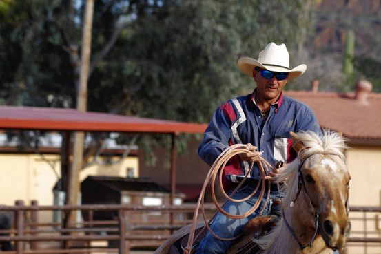 Live Out a Childhood Fantasy This Summer...at White Stallion Ranch