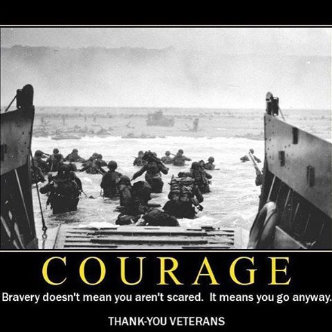 Veterans Day is here-- and so is your quote xo