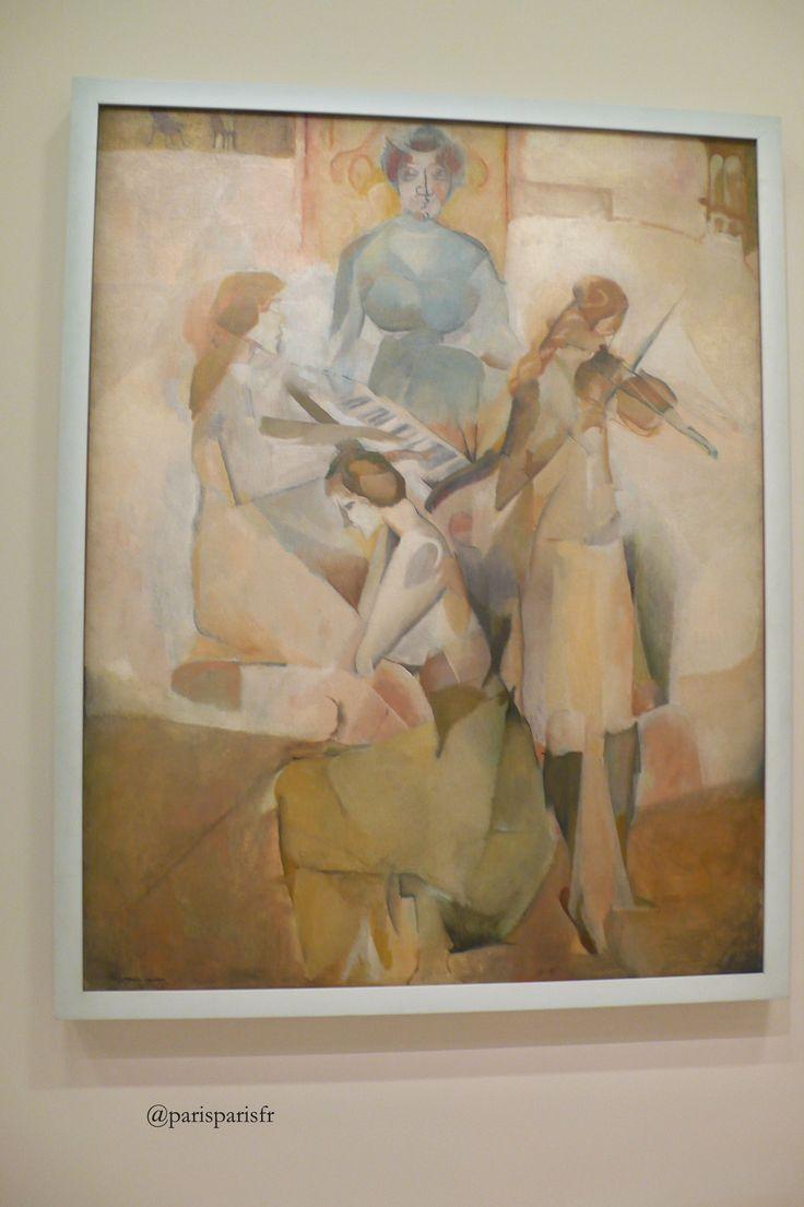 Marcel Duchamp, Sonata, 1911.