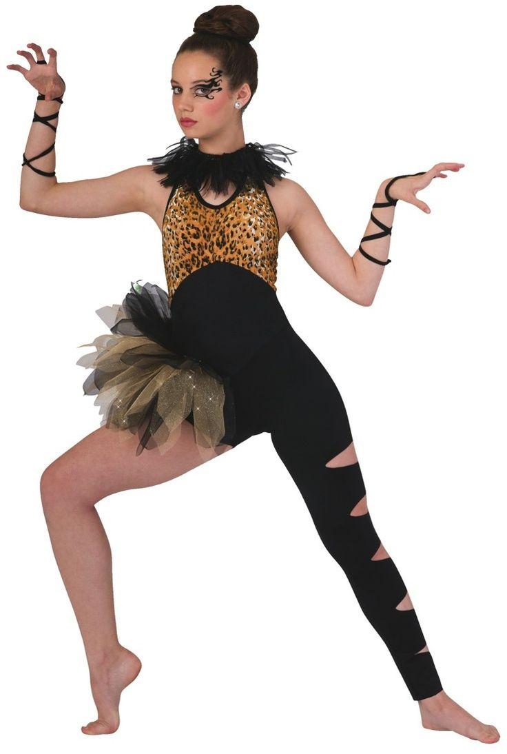 42 Dance Costumes Images Pinterest Jazz 15641 Eye Tiger Tap